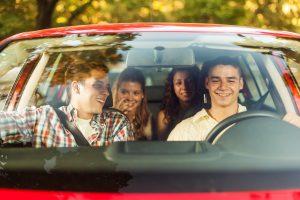 Durch Fahrerflucht wird die Versicherung bzw. der Versicherungsschutz beeinflusst.
