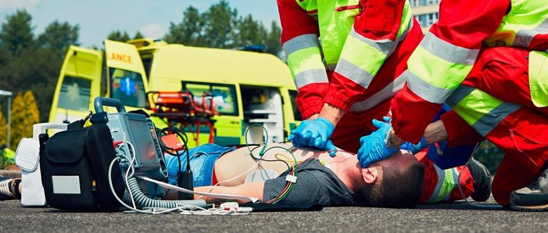 Erste Hilfe kann Leben retten.