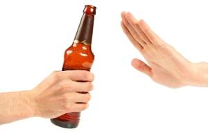 Kontrollierter Alkoholkonsum ist nicht für jedermann eine Selbstverständlichkeit.