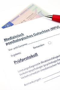 Mit einer guten Vorbereitung kommen Sie dem positiven MPU-Gutachten ein Stück näher.