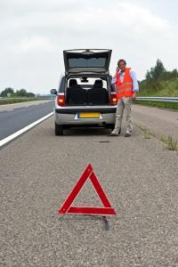 Unfall: Wie können Sie vorgehen, um die Unfallstelle zu sichern?